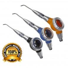 Dental Hygiene Luxury Air Prophy Polisher Teeth Polishing Handpiece 4Hole 3 Color C4