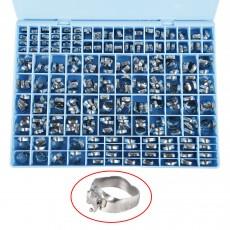 Dental Orthodontic 1st Molar Bands w/ Convertible Roth 022 Single Tube M