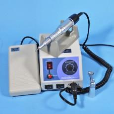 Dental Lab Micromotor Marathon Polishing Machine N7 Foot Pedal Speed Control +35K RPM Electric Motor + 2* Low speed handpiece