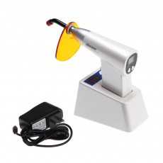 Dental wireless curing lamp LED light inductive charge lightmeter Blue-ray ST2