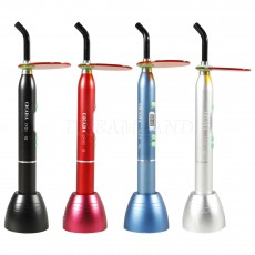 10W Cordless Wireless Dental LED Curing Light Cure Lamp 1800mw D2
