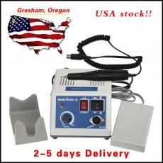 Dental Lab Marathon Electric Micromotor Polishing +35K RPM Motor Handpiece Kit